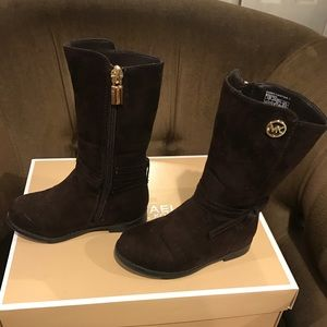 e9c87a9787ec Michael Kors Shoes - Michael Kors Emma Carter-T Boots Toddler